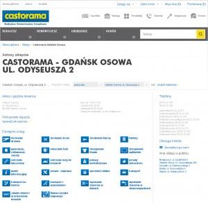 lokalizacja-castorama-gdansk