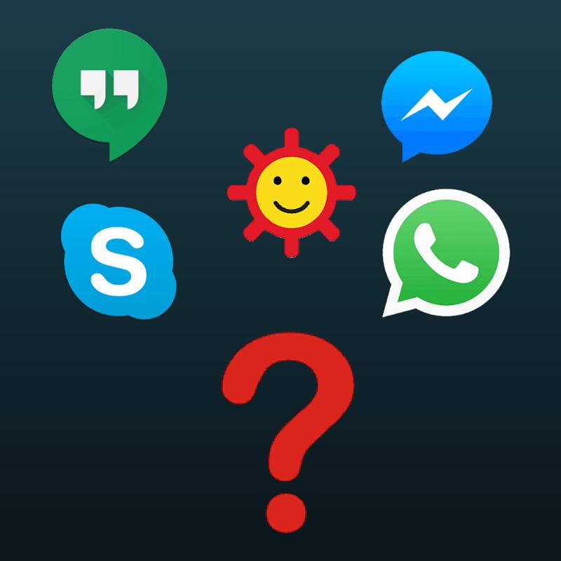 komunikator, Google, nowy komunikator, aplikacja mobilna, wyszukiwarka w samrtfonie